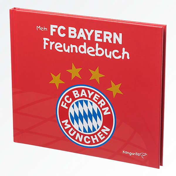 FC Bayern Friends Book 2018/19