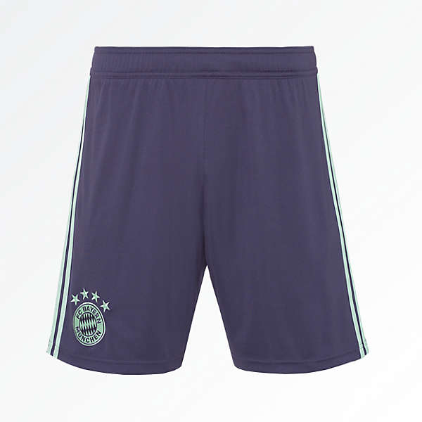 FC Bayern Kinder Short Away 18/19