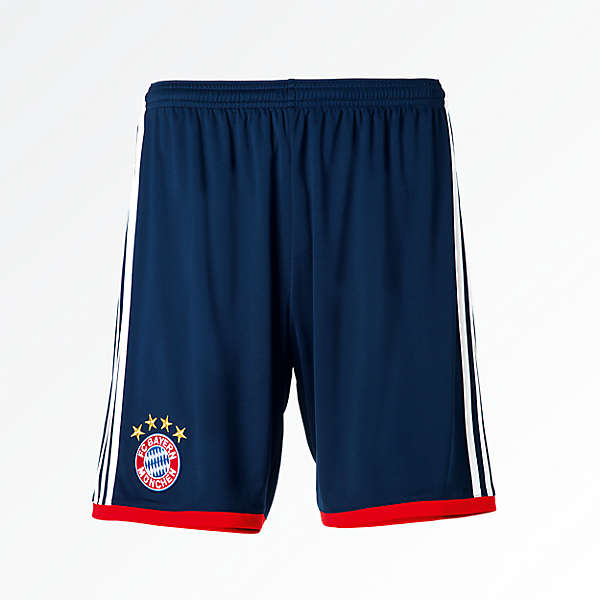 FC Bayern Kinder Short Away