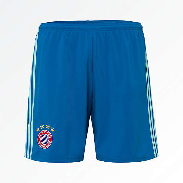 FC Bayern Kids Goalkeeper 2nd Shorts 18/19