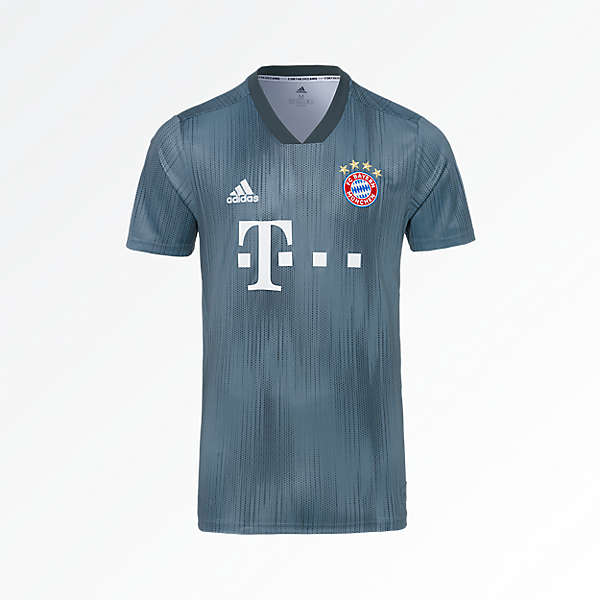 FC Bayern Jersey Kids Champions League 18/19