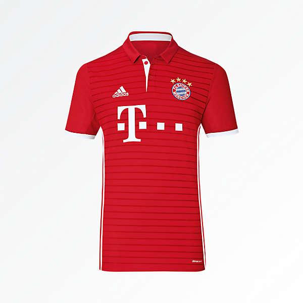 FC Bayern Shirt Kids Home 16/17