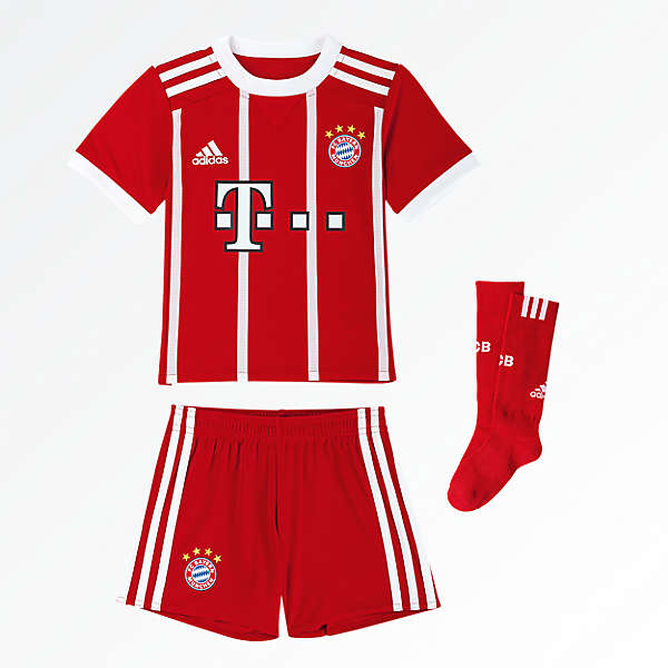 FC Bayern Mini Kit Home 17/18