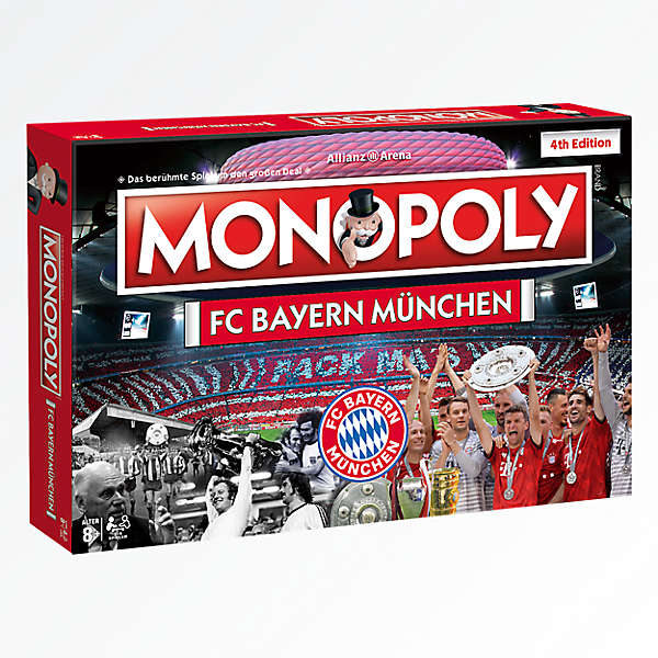 FC Bayern Monopoly Fourth Edition