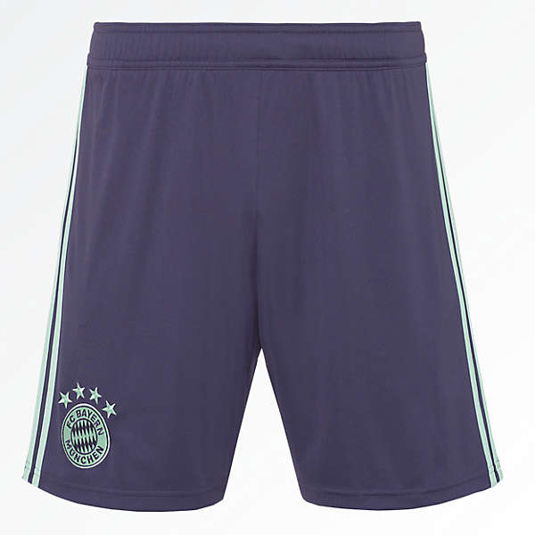 FC Bayern Short Away 18/19