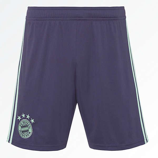 Pantalones cortos de visitante FC Bayern München 18/19