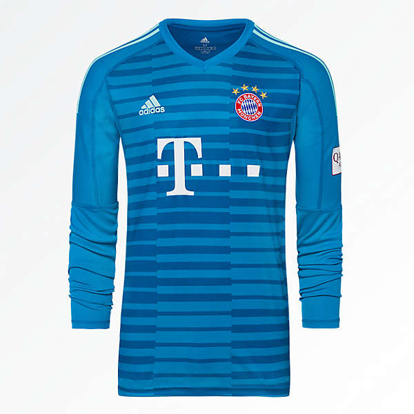 FC Bayern Goalkeeper 2nd Shirt 18/19