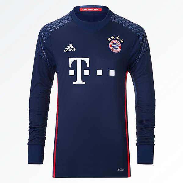 FC Bayern Goalkeeper Jersey 16/17
