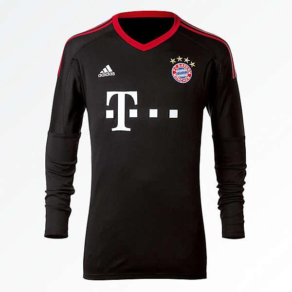 FC Bayern Torwart Trikot 17/18