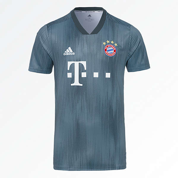 Camiseta FC Bayern Champions League 18/19