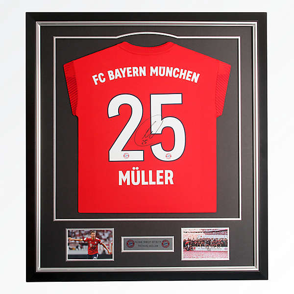 Framed Shirt Müller