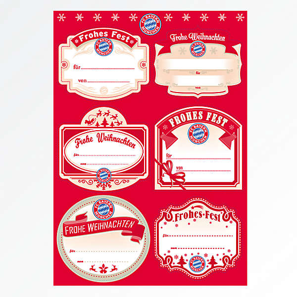 Gift Label (Set of 3)