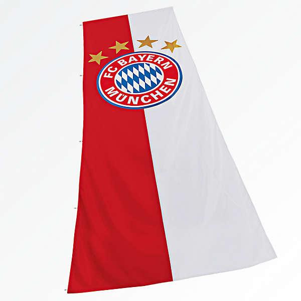 Banderola para izar con escudo XL
