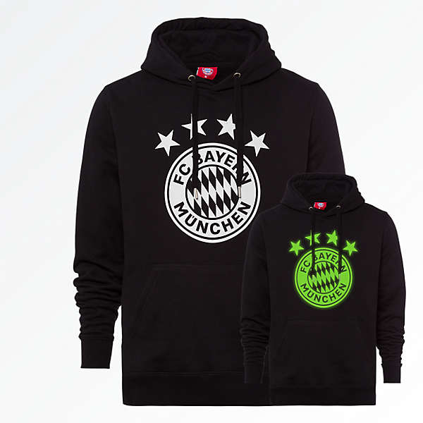 Hoodie Glow in the dark