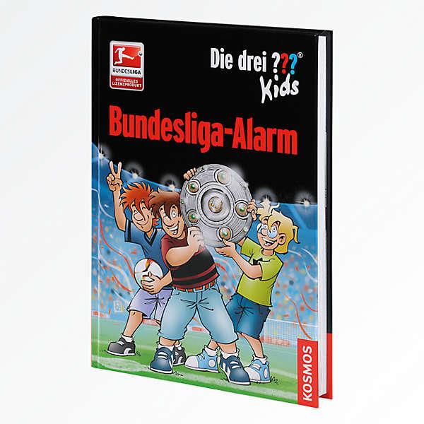 Book Die drei ??? Kids, Bundesliga Alarm