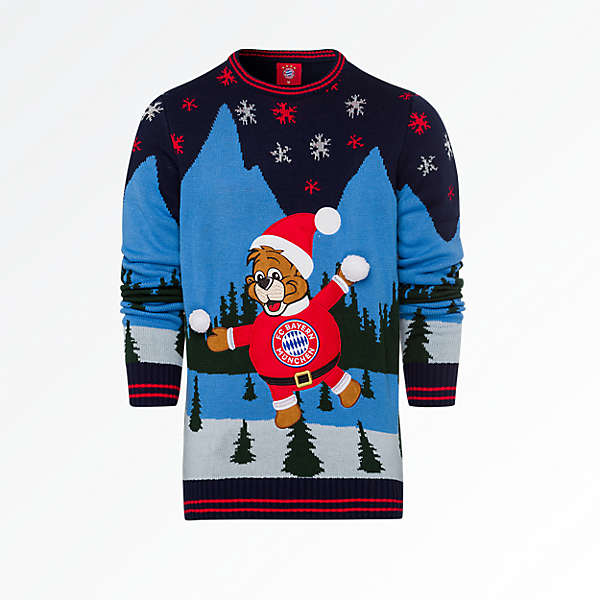 Kinder Christmas Sweater