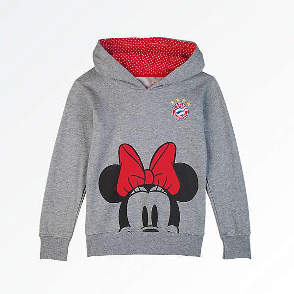 Kinder Hoodie Disney Minnie Mouse
