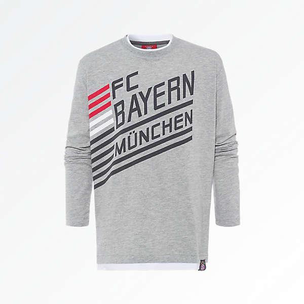Camiseta de manga larga Niños FC Bayern München