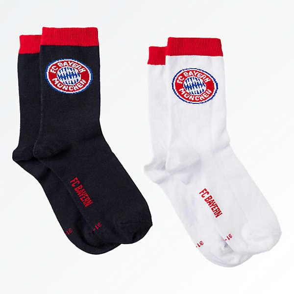 Sport socks kids Set of 2