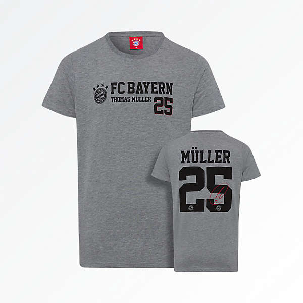 Kinder T-Shirt Müller