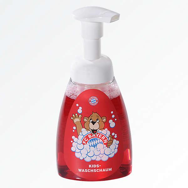 Kinder Waschschaum