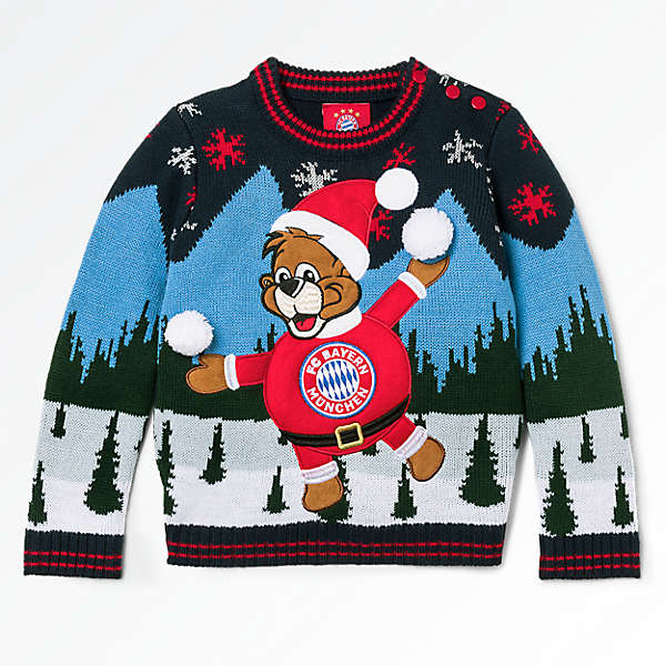 Children's Christmas Sweater