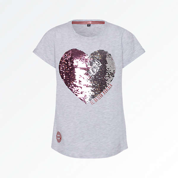 Girl's T-Shirt Heart