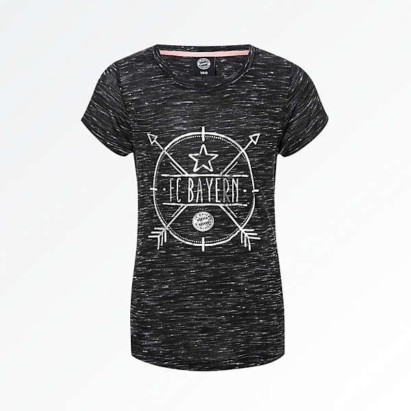 Mädchen T-Shirt Pfeil