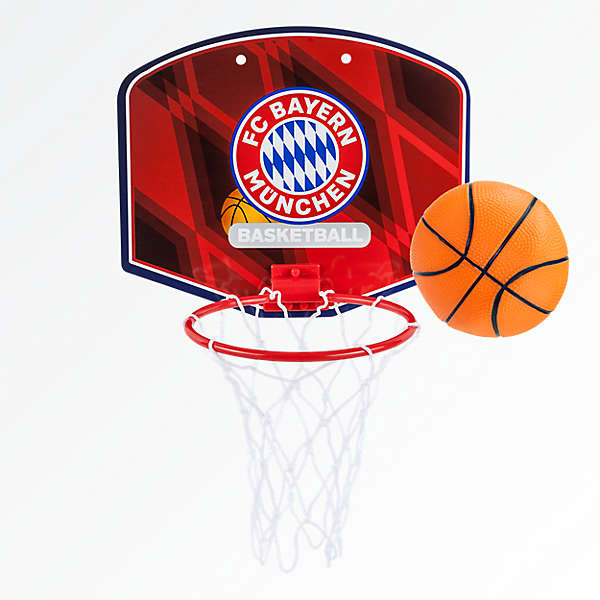 Mini-Basketball Basket + Mini-Ball