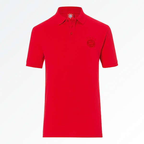 Poloshirt Classic Emblem