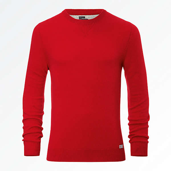 Sweater Cashmere red