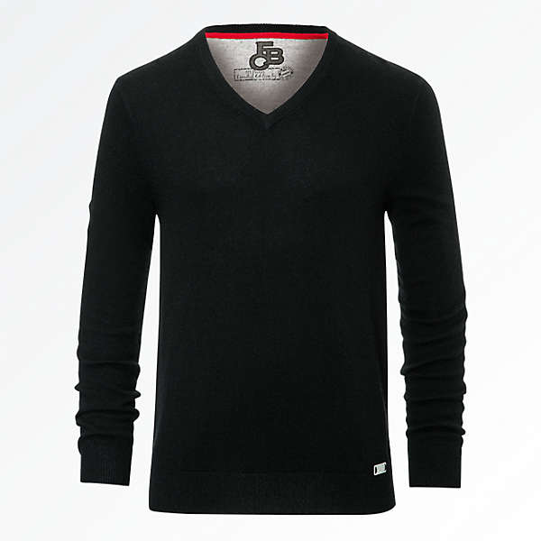 Sweater Cashmere black
