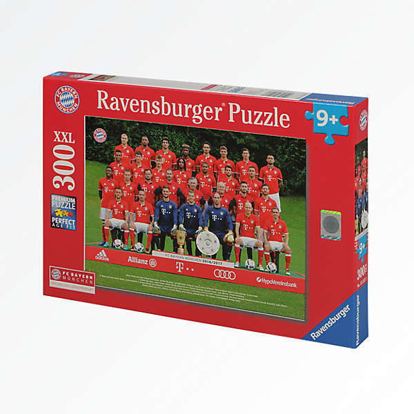 Puzzle Team 2016/17 300 Teile