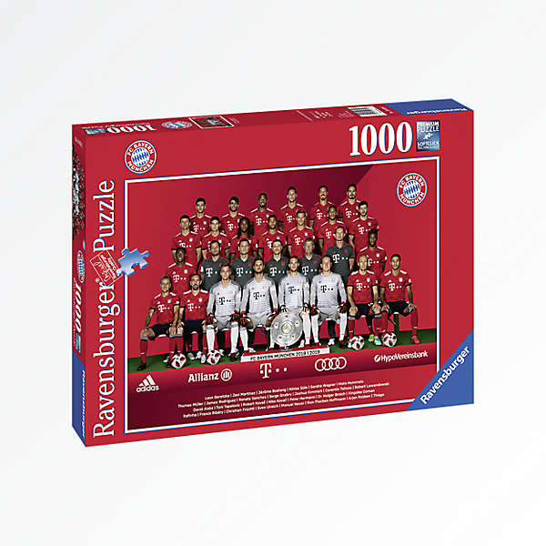 Puzzle Team 2018 / 19 1.000 Pieces