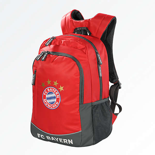 Backpack FC Bayern red