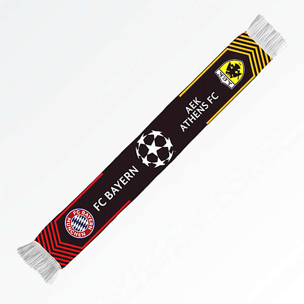 Scarf CL Group 18/19 FCB - AEK
