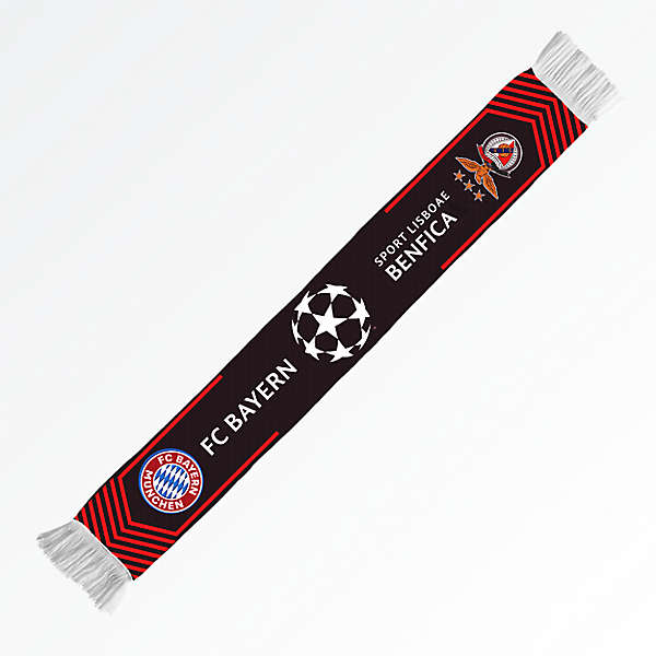 Scarf CL Group 18/19 FCB - Benfica