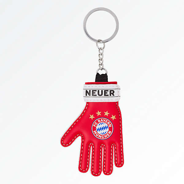 Key Ring Goalkeeper Glove