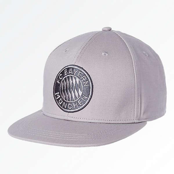 Gorra Snapback con escudo