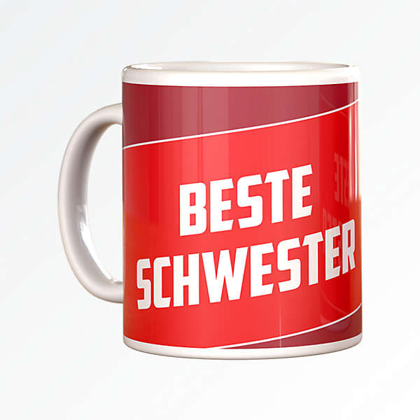 Statement Mug Beste Schwester