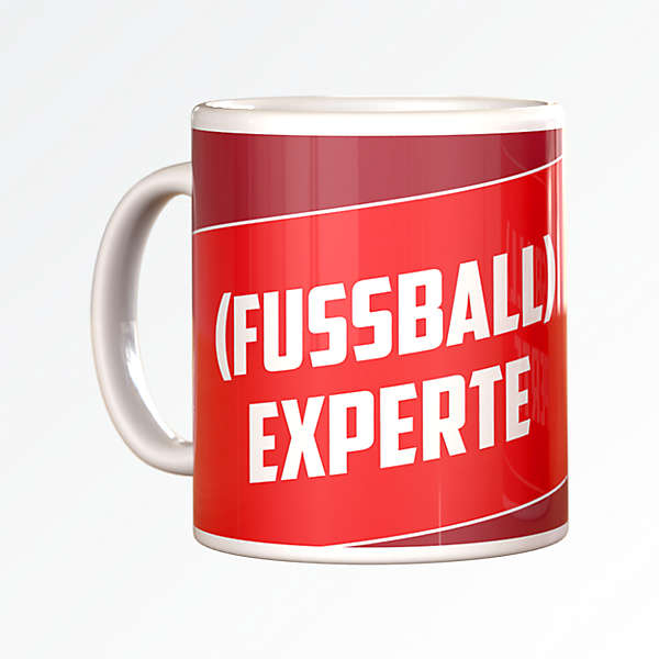 "Statement Mug ""(FUSSBALL)Experte"""