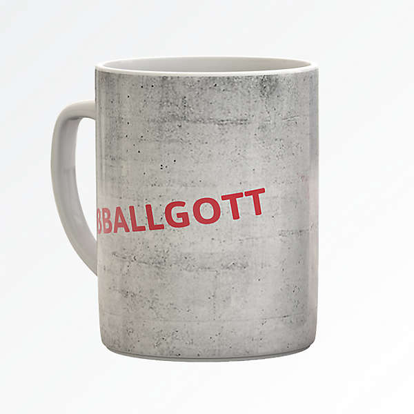 Football God Mug