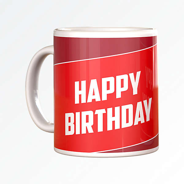 Statement Mug Happy Birthday