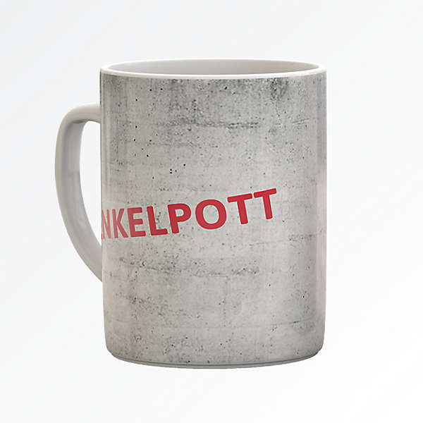 Champions League Trophy Mug