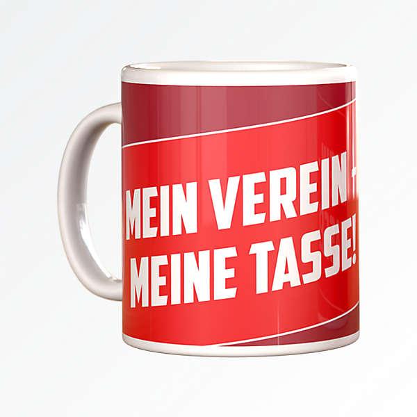Statement Mug Mein Verein - Meine Tasse