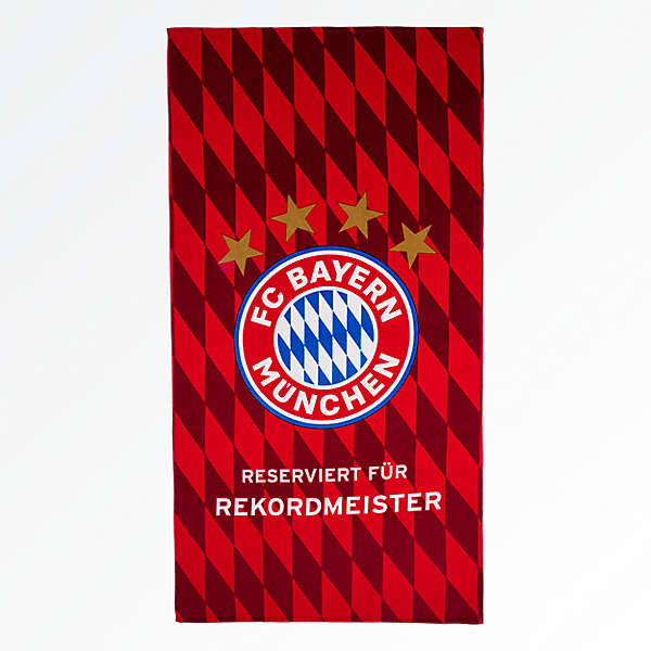 Beach Towel Rekordmeister