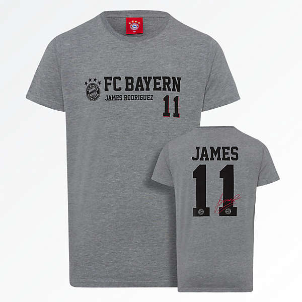 T-Shirt James Rodríguez