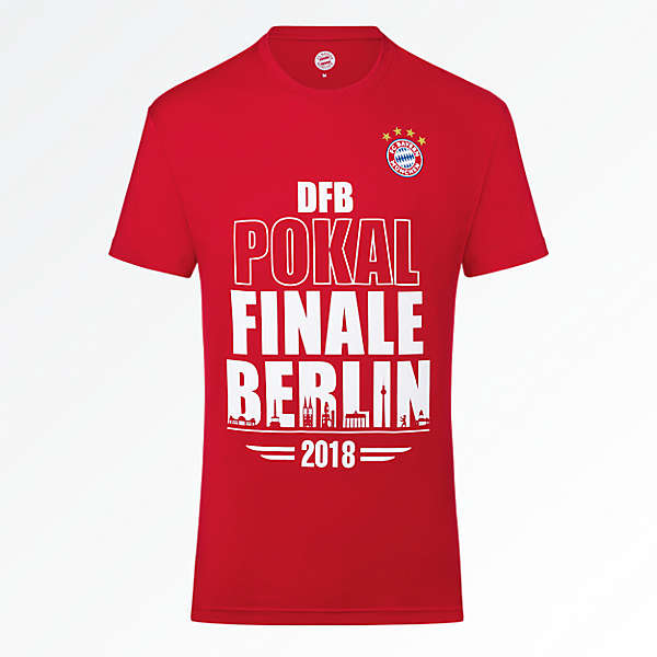 Shirt German Cup Final 2018