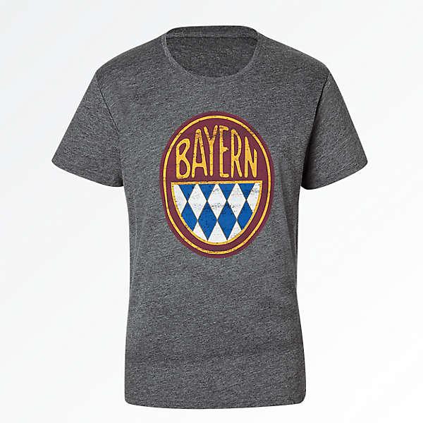 T-Shirt Retro-Logo