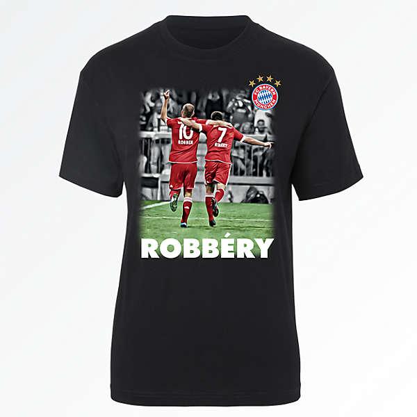T-Shirt Robbéry
